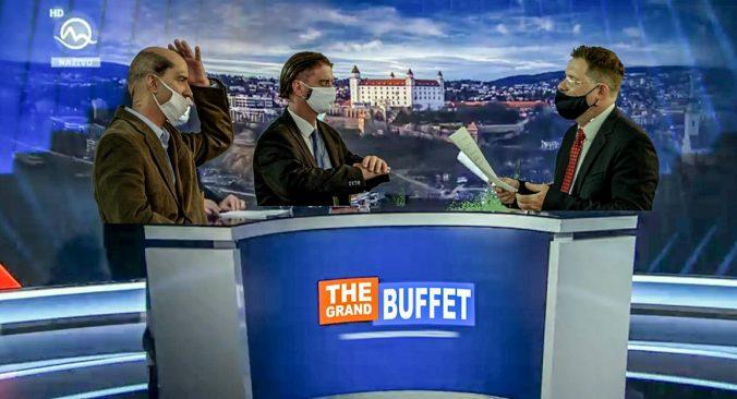 The Grand Buffet & Hafner šokujú novým videom k skladbe Bože, božee