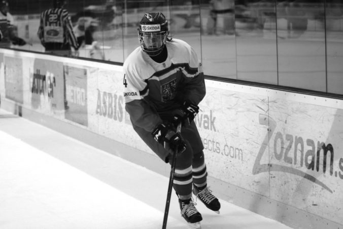 Zomrel Ondřej Buchtela, mladý český hokejista podľahol rakovine srdca