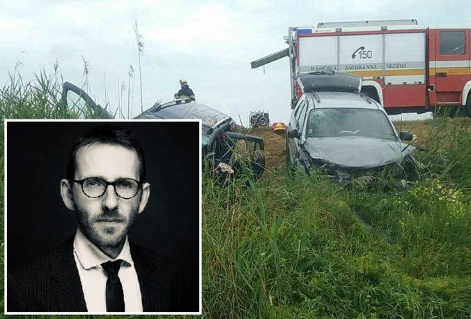 Zomrel štátny tajomník Vladimír Dolinay, stal sa obeťou dopravnej nehody pri Komárne