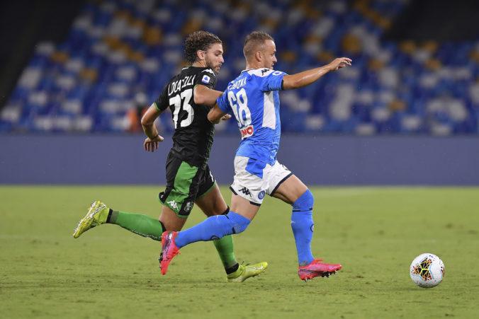 Neapol utŕžil štyri góly a i napriek tomu vyhral, videoasistent rozhodcu uznal všetky za neplatné