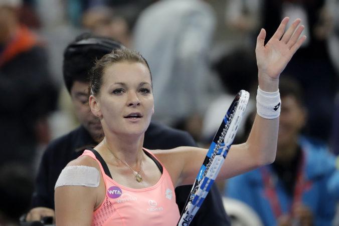 Agnieszka Radwanská je už hrdá mama, jej syn sa volá rovnako ako chlapček Dominiky Cibulkovej