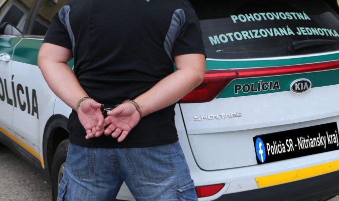 Jazdil bez vodičáku a navyše mal byť vo väzení, polícia si na ňom zgustla a šupla ho rovno za mreže