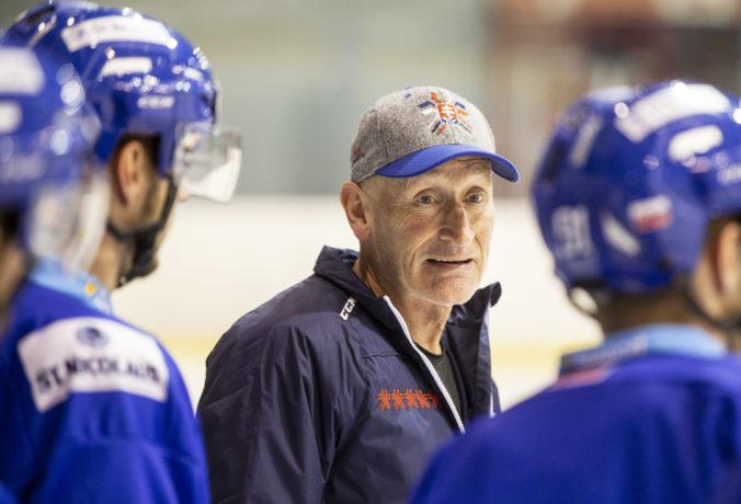 Tréner Ramsay sa chce vrátiť na Slovensko a pomôcť reprezentácii, myslí na sľub o olympiáde