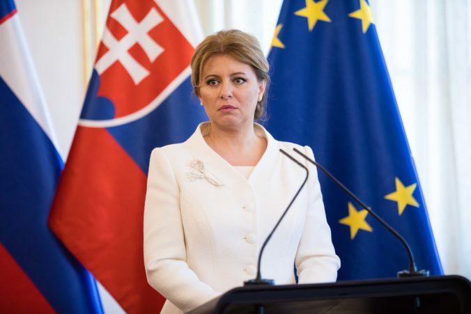 Čaputová vracia do parlamentu návrh zákona o prokuratúre a vetovala aj ďalšie dve novely