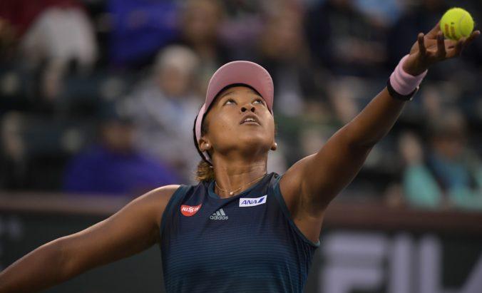 Osaková neplánuje vynechať US Open, do New Yorku však pre Covid-19 nepríde Bartyová ani Halepová