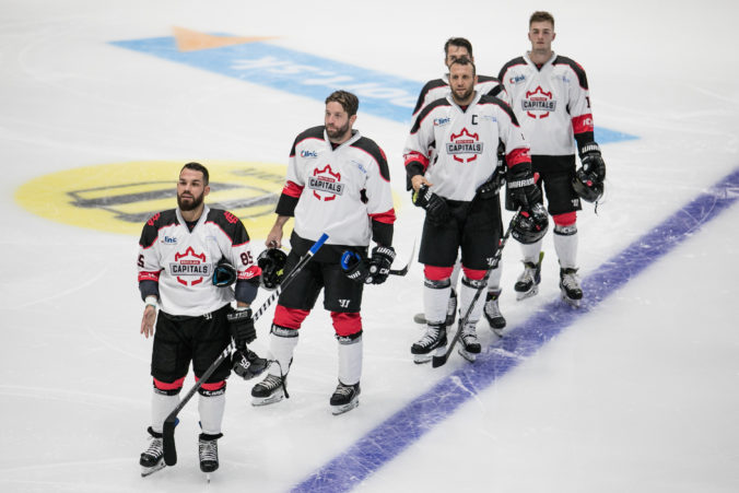 Legionár tímu Bratislava Capitals sa nakazil koronavírusom, klub jeho meno nezverejnil
