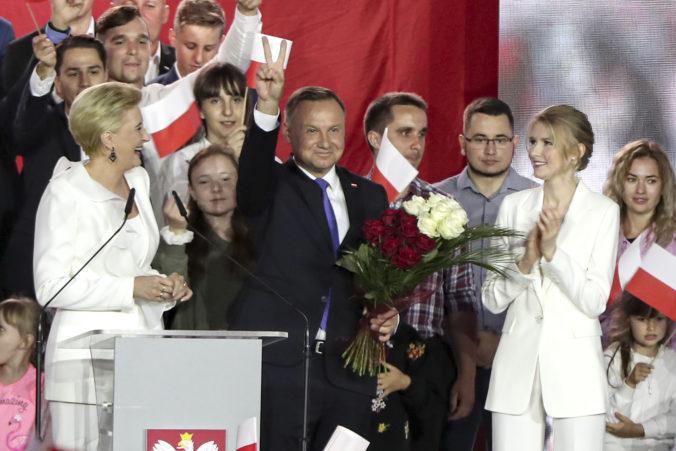 Poľský najvyšší súd uznal víťazstvo Andrzeja Dudu vprezidentskýchvoľbách, nepomohli ani tisícky sťažností