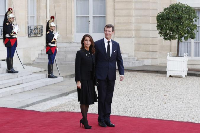 Dánskeho princa Joachima prepustili z nemocnice, zotavuje sa v letnej rezidencii kráľovnej