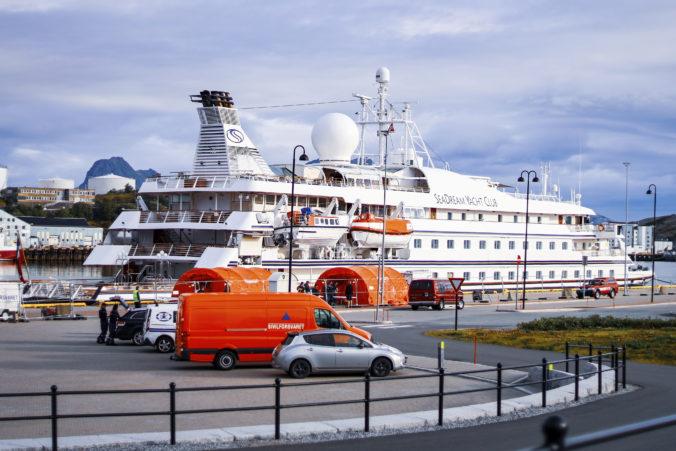 Pre obavy z koronavírusu zakotvila v prístave ďalšia nórska loď, na palube viezla chorého Dána