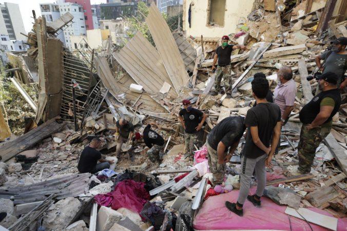 Slováci nie sú medzi obeťami ani zranenými po výbuchoch v Bejrúte