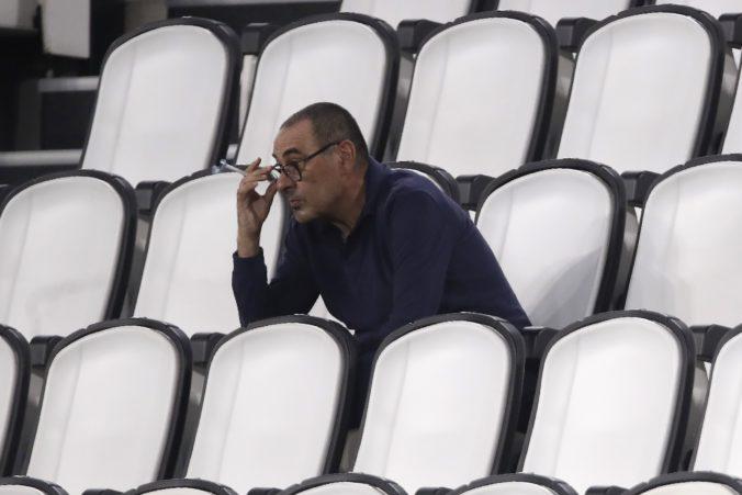 Juventus po vypadnutí z Ligy majstrov vyhodil trénera Sarriho, o jeho nástupcovi sa špekuluje už dlhšie