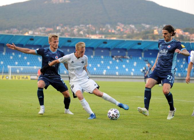 Slovan Bratislava vysoko zdolal Nitru, v úvode Fortuna ligy si strelecký koncert dopriala aj Žilina