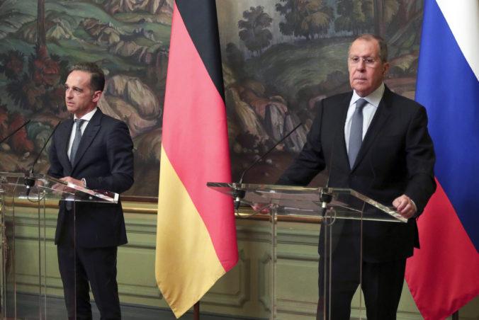 Rusko je dôležitý partner pri riešení konfliktov a kríz vo svete, vyhlásil Heiko Maas v Moskve