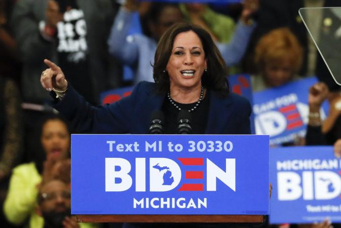 Biden si za viceprezidentku vybral ženu, ktorá je nebojácna a zjednotí americký ľud