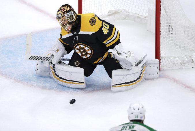 Hokej bez fanúšikov je nudný, tvrdí brankár Rask a kritizuje nulovú atmosféru počas play-off NHL