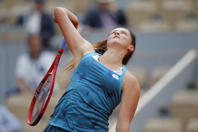 Do dejiska US Open prichádzajú slovenskí tenisti, Kužmová a Gombos absolvovali test na COVID-19