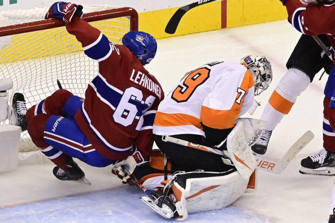 Pánik a Fehérváry sú krok od vypadnutia z play-off NHL, brankár Hart vynuloval Tatarov Montreal (video)