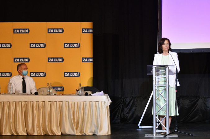 Strana Za ľudí bude pod Remišovej vedením klásť dôraz na rozvoj ekonomiky a zvyšovanie životnej úrovne