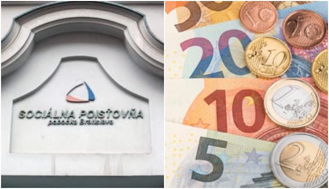 Výška priemernej dávky nemocenského poistenia klesla o desiatky eur