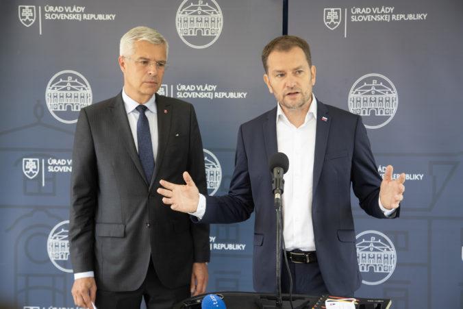 Premiér Matovič a ministri podporujú slobodné voľby v Bielorusku, vyzývajú k ukončeniu násilia