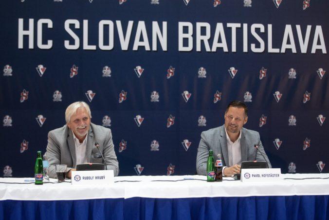 Noví majitelia HC Slovan Bratislava prehovorili o cieľoch klubu (video)