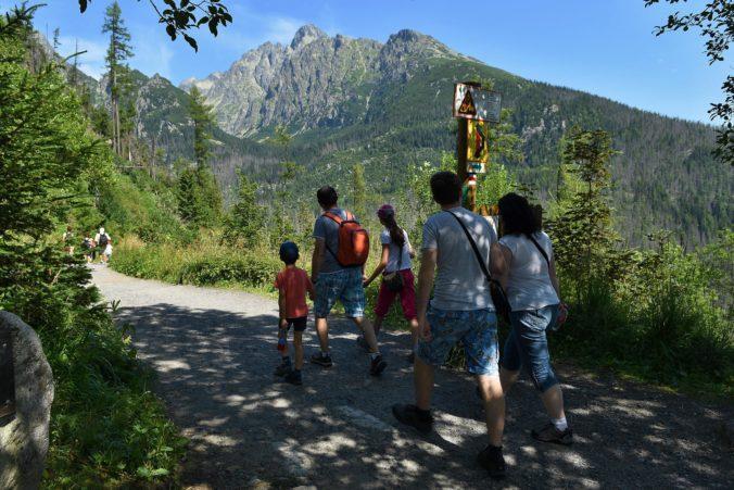 Sú Tatry preplnené turistami alebo nie? Štatistiky ukázali reálne čísla