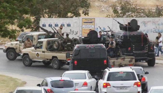 Obe strany líbyjského konfliktu oznámili okamžité prímerie, situáciu víta aj OSN