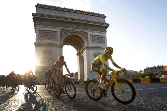 Dva pozitívne testy na koronavírus v tíme budú znamenať jeho vylúčenie z Tour de France