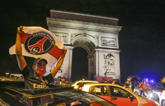 Paríž chystá pred finále Ligy majstrov bezpečnostné opatrenia, fanúšikov pustia aj na štadión