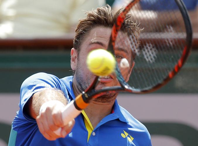 Stan Wawrinka triumfoval na challengeri v Prahe, vo finále zdolal Karaceva