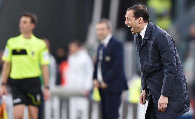 Allegri namiesto Conteho? Extréner Juventusu vraj dostane v Interi osem miliónov eur ročne