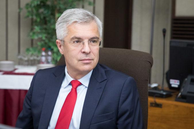 Minister zahraničia Korčok sa stretne s odchádzajúcim bieloruským veľvyslancom