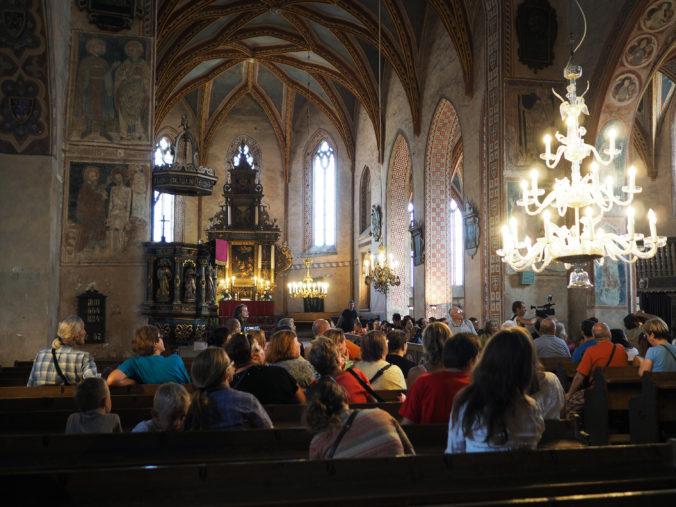 Posledný augustový víkend bude patriť gotickým kostolom Gemera a Malohontu