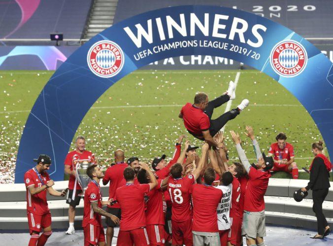 """Bayern skompletizoval """"triple"""", po triumfe v Lige majstrov získal 12 rekordných klubových zápisov"""
