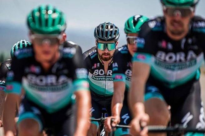 Sagan a Buchmann sú lídrami Bora-Hansgrohe na Tour de France, tímu chýba ešte posledné meno