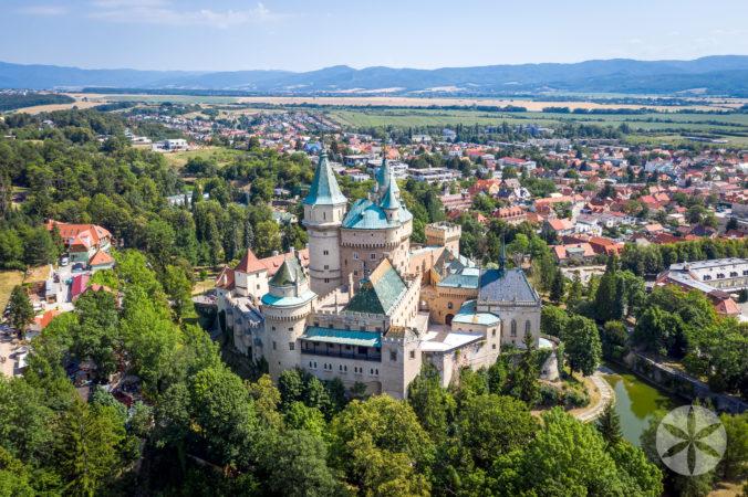 Časť Bojnického zámku bude dočasne uzatvorená, nakrúcať tam budú filmovú rozprávku