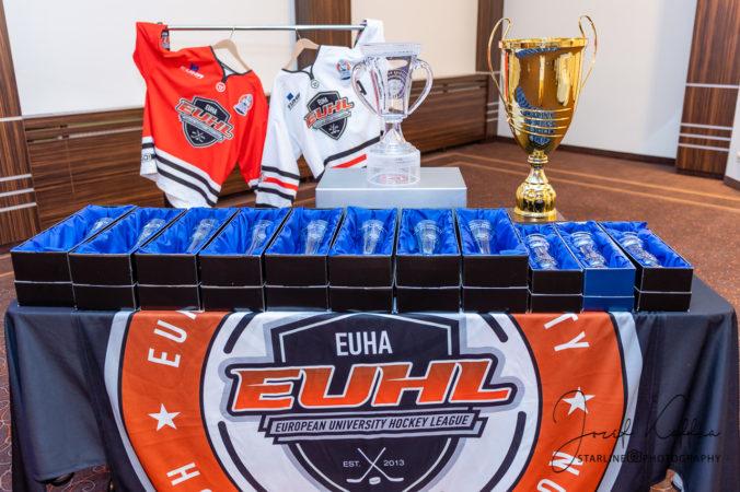 Univerzitné tímy v príprave na štart EUHL 2020/2021