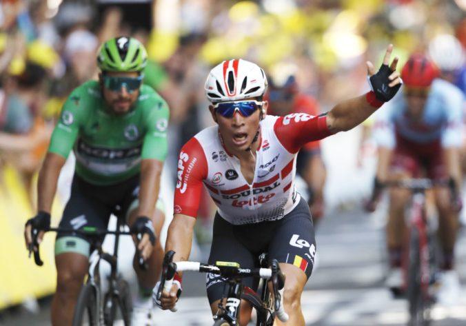Ewan nebude na Tour de France bojovať so Saganom o zelený dres. Je to príliš ťažké, hovorí