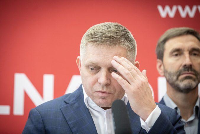 Matovič a Korčok sa boja zakričať, tvrdí Smer-SD a navrhol vyhlásenie k smrti Slováka v Belgicku