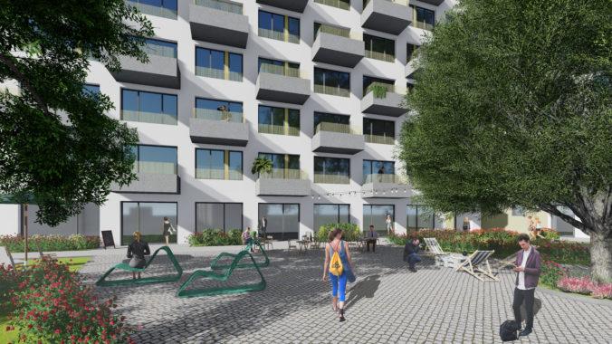 RosenHAUS prinesie do Vrakune moderné bývanie, možnosti relaxu aj nové služby