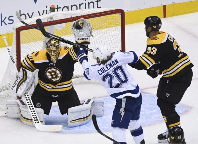 Boston Bruins si už po sedmičke od Tampy vylízal rany, Chára sľubuje lepšie výkony tímu