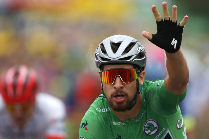 Štartuje netradičný ročník Tour de France. Získa Peter Sagan ďalší zelený dres?