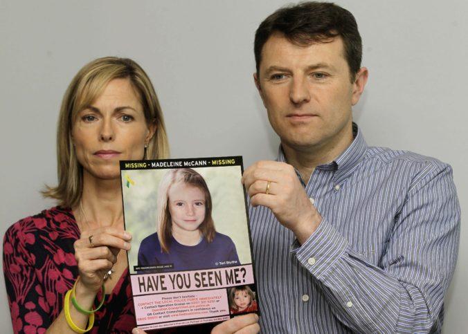 V prípade nezvestnej Madeleine McCannovej majú novú svedkyňu, podozrivého možno videla s komplicom