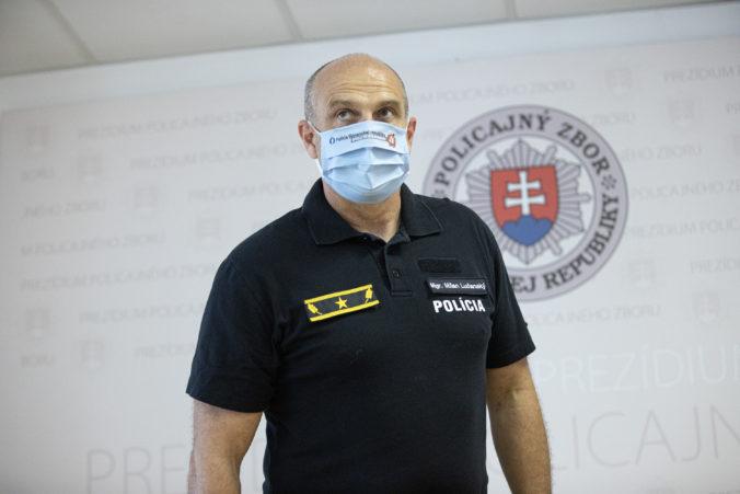 Policajný prezident Milan Lučanský končí vo funkcii