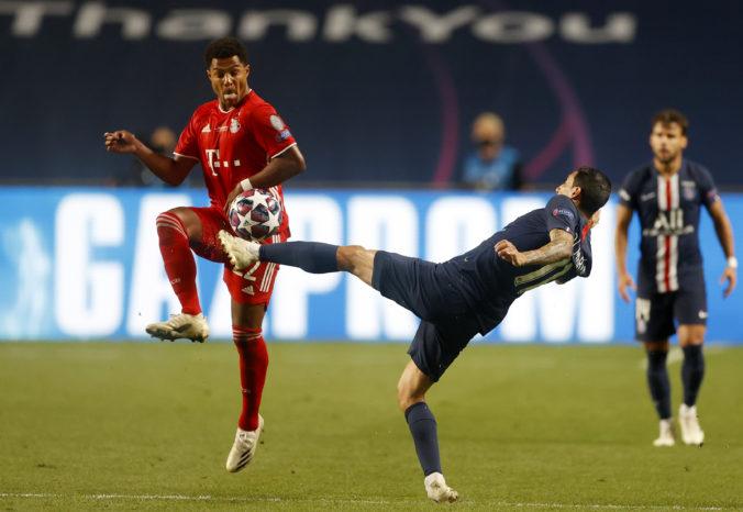 Dvaja hráči Paríža Saint-Germain majú koronavírus, jedným z nich je údajne Ángel Di María