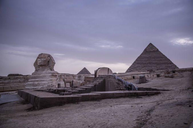 Egypt otvoril staroveké pamiatky, ktoré boli pre koronavírus od marca zatvorené