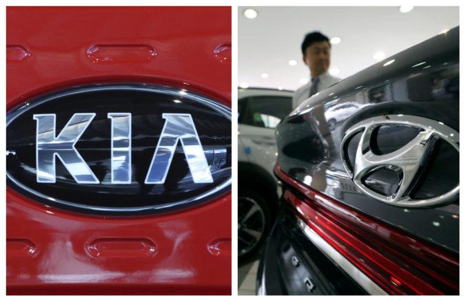 Automobilky Kia a Hyundai sťahujú z obehu takmer 600-tisíc áut, hrozí u nich vznietenie motora
