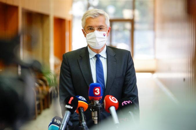 Korčok si pre prípad smrti Chovanca predvolal belgického veľvyslanca vo Viedni
