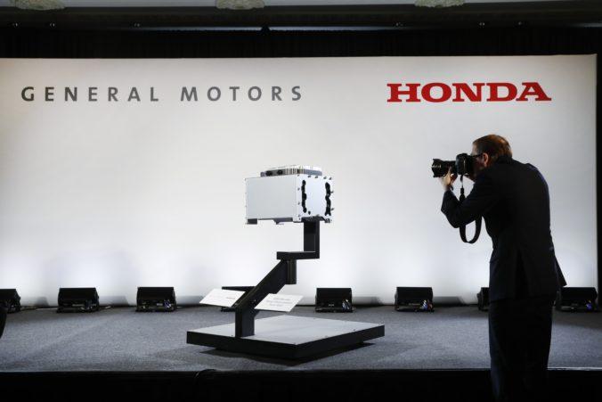 General Motors a Honda vytvoria aliancu, plánujú zdieľať podvozky, motory aj prevodovky