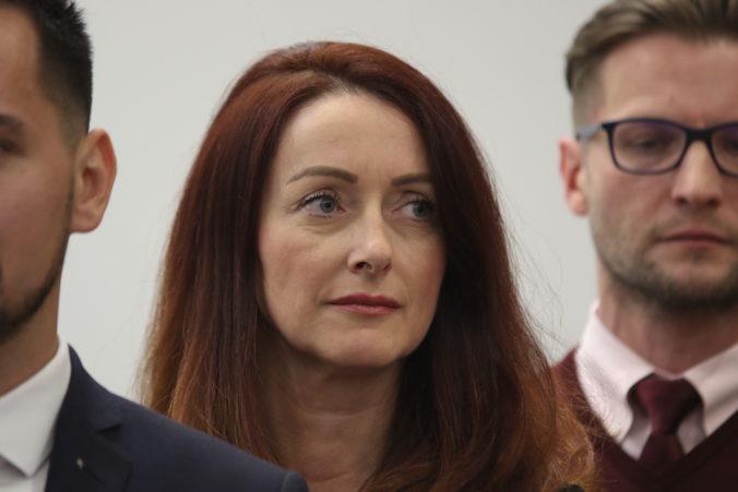 O zmanipulovaní procesu vo veci vraždy Kuciaka zatiaľ neexistujú informácie, tvrdí Letanovská